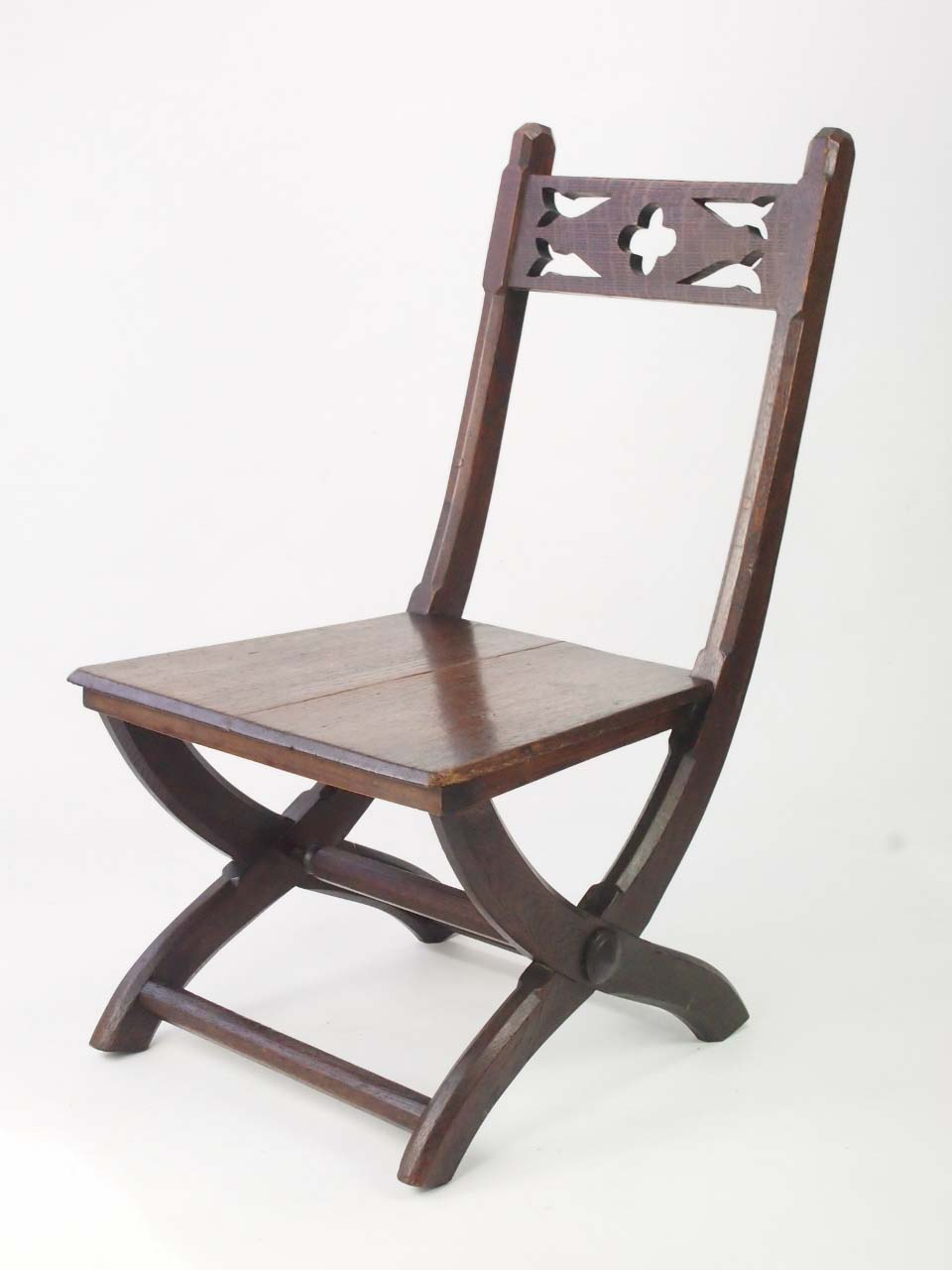 Antique victorian gothic revival side chair for sale for Side chairs for sale