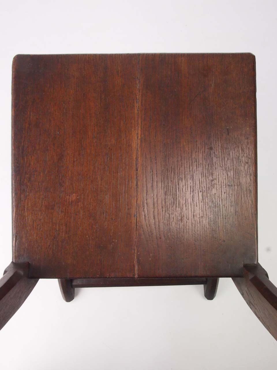 Antique Victorian Gothic Revival Side Chair For Sale