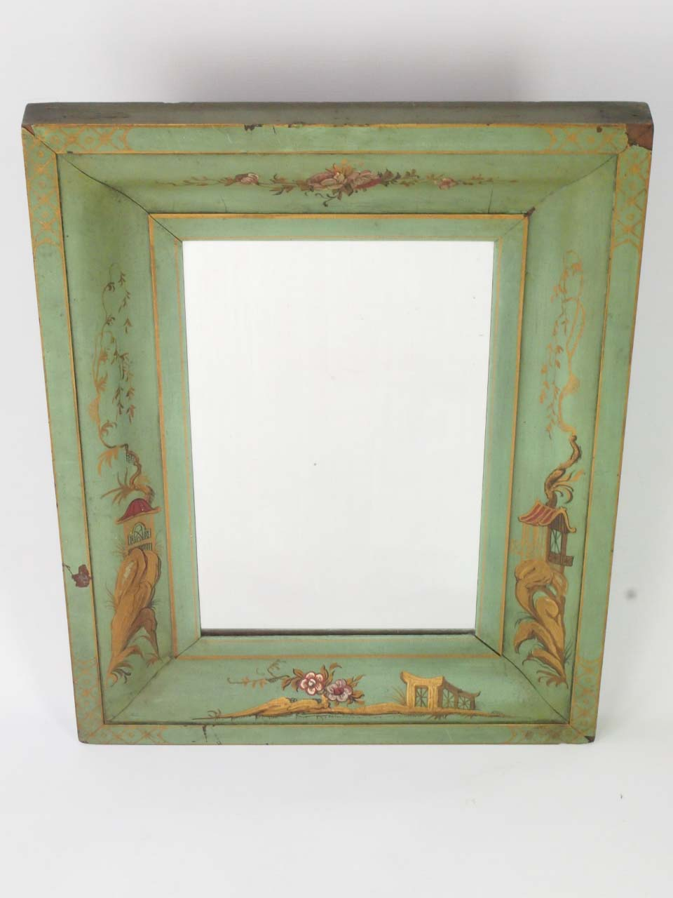 Antique edwardian chinoiserie mirror for sale wall mirror for Mirrors for sale
