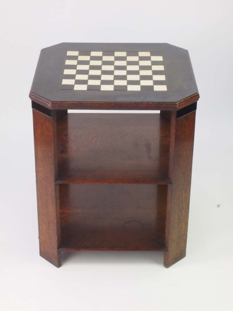 art deco chess table art deco oak coffee table for sale
