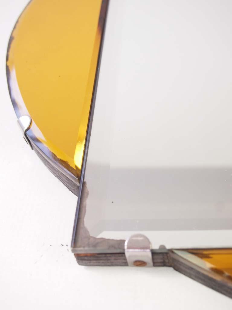 Art Deco Mirror Circa 1920s For Sale