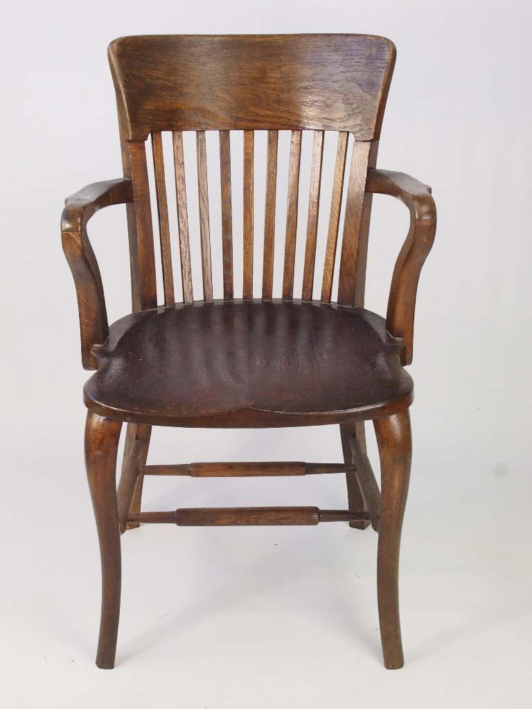 desk chair vintage