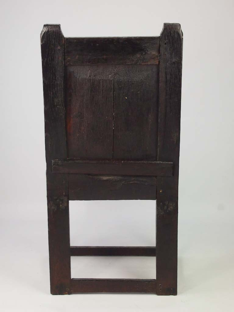 ... Antique Oak Wainscot Chair ...