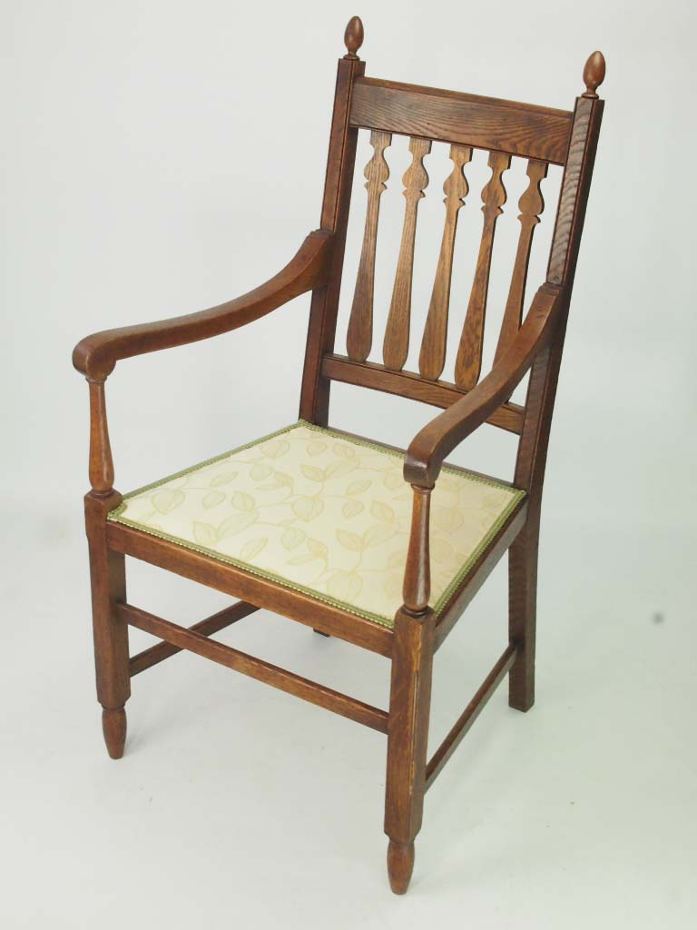 Antique arts and crafts furniture - Pair Antique Arts Crafts Chairs Pair Antique Arts Crafts Chairs