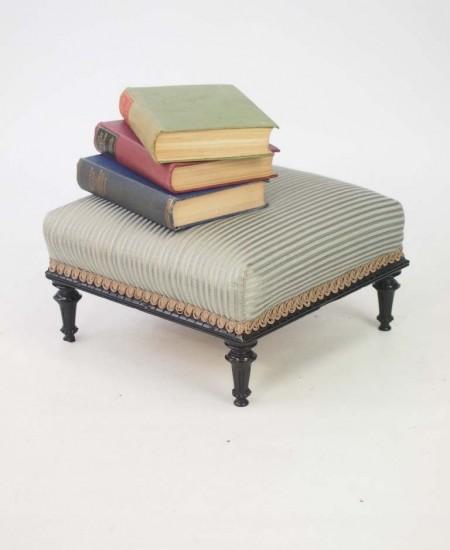 Antique Victorian Footstool