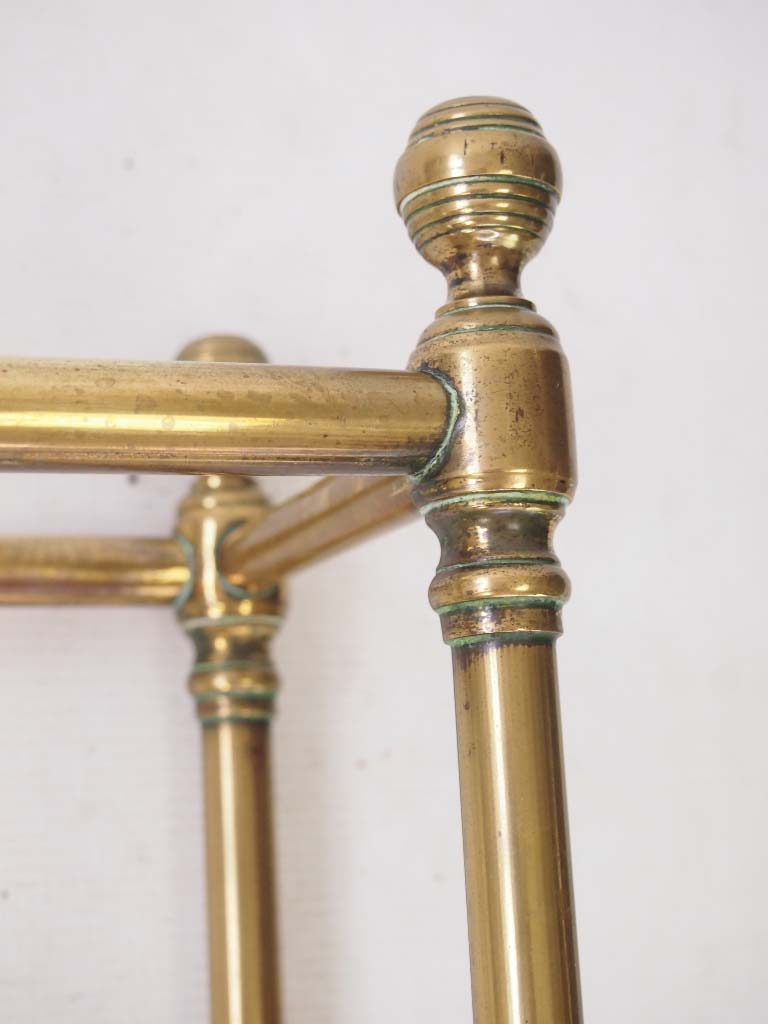 Antique Brass Stick Umbrella Stand