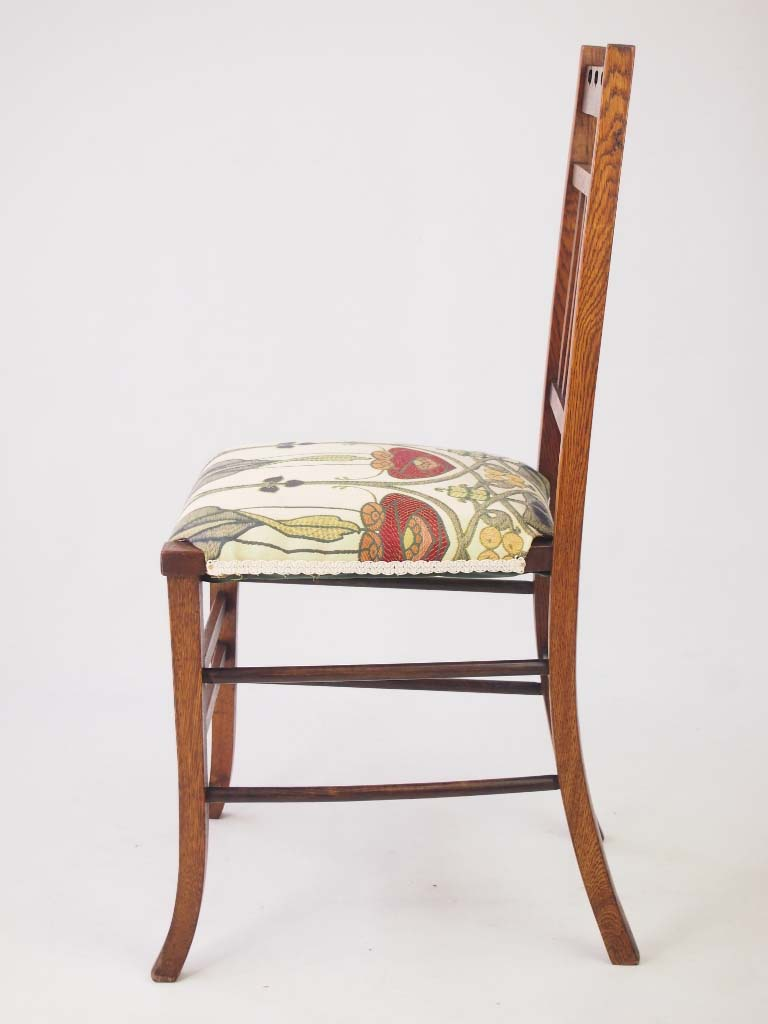 edwardian bedroom chairs. small arts crafts oak bedroom chair edwardian chairs .