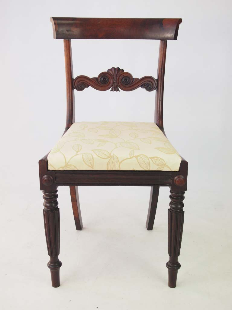 Set 4 Antique William IV Rosewood Dining Chairs : P1013915 768x1024 from www.antiquefurnituredirect.co.uk size 768 x 1024 jpeg 61kB