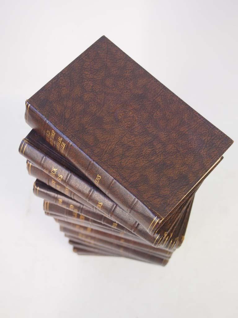 Dickens, Complete 16 Vols. Folio 1988