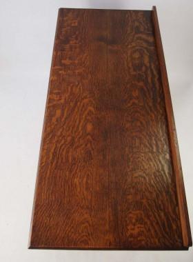 Antique Edwardian Oak Desk