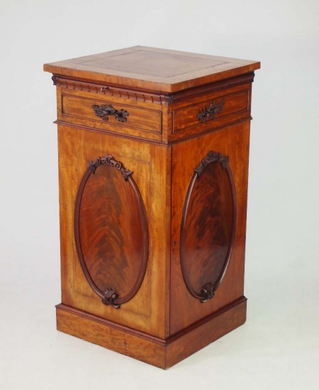 Victorian Pedestal Cabinet