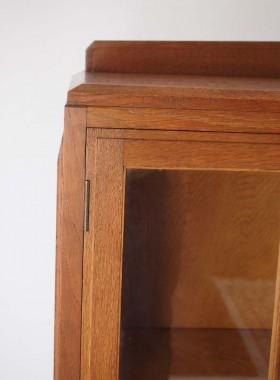 Brynmawr Oak Bookcase