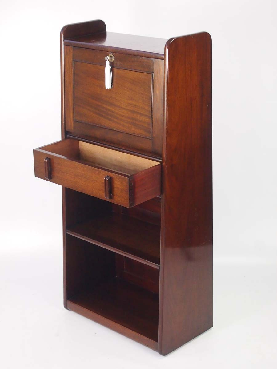 deco bureau macassar art deco bureau at 1stdibs awesome. Black Bedroom Furniture Sets. Home Design Ideas
