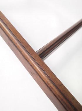 Edwardian Mahogany Desk Chair
