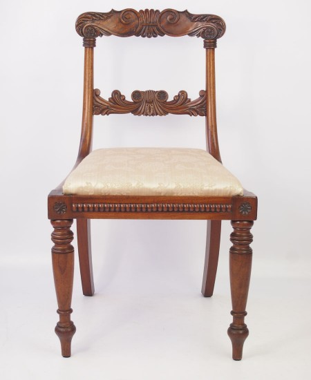 Antique William IV Desk Chair